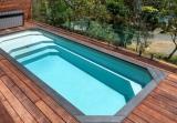 Options de piscine hors terre