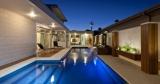 Lap pools: le luxe du luxe