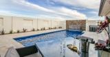 Entretien et maintenance – Surface de coque de piscine