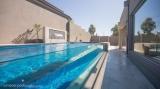 Salon victorien de la piscine et du spa