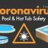 Sécurité des piscines et des spas contre les coronavirus