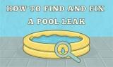 Le guide complet sur la détection des fuites de piscine