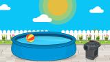 TBD : Piscines gonflables